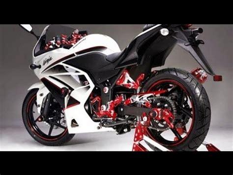 Kawasaki 250 Modifikasi Putih by Motor Trend Modifikasi Modifikasi Motor Kawasaki