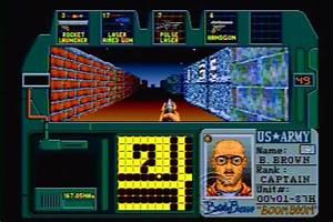 Zero Tolerance Beta Mega Drive Genesis Unseen64