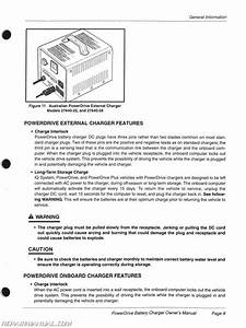 Club Car Charger Manual