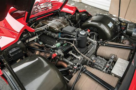 Ferrari f50 engine sound para gta san andreas. Mike Tyson's Ferrari F50 Is Up For Grabs [30 Images ...