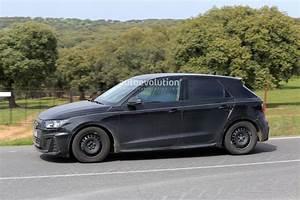 Audi A 1 : 2019 audi a1 sportback spied completely undisguised autoevolution ~ Gottalentnigeria.com Avis de Voitures