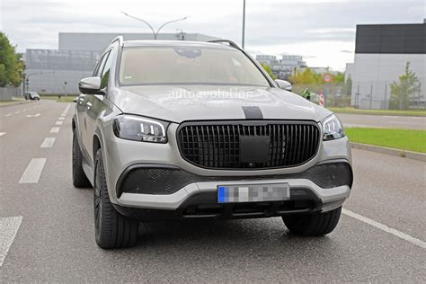 In fact, black took the. 2021 Mercedes-Maybach GLS Spied Undisguised, Is a $200,000 SUV - autoevolution