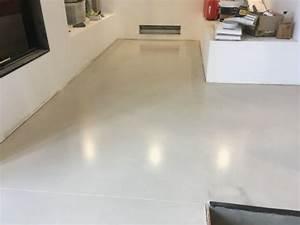 betoncire on topsyone With maison en beton coule 0 le beton cire dans tous ses etats