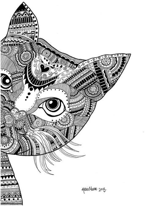 oscar  cat print