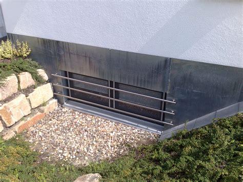 Kellerschacht Fenstergitter Aus Edelstahl Metallbau
