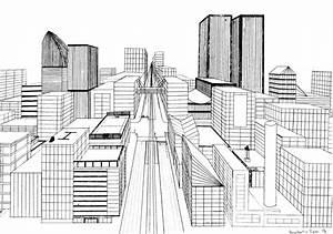 Haus Strichzeichnung Einfach : die besten 25 perspektive zeichnen ideen auf pinterest zentangles doodle art einfach und ~ Watch28wear.com Haus und Dekorationen