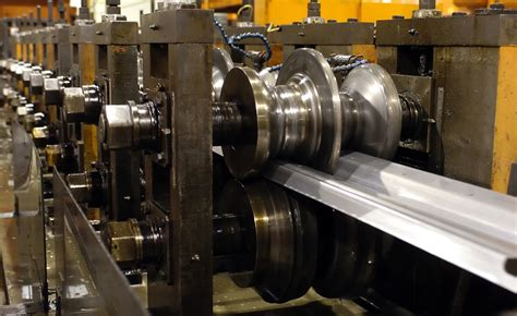 custom roll forming roll formed steel the chicago curve