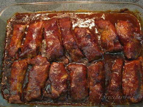 boneless pork ribs oven recipes4me boneless pork ribs