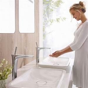 Pura Vida Hansgrohe : hansgrohe puravida tall basin mixer 240 bathrooms direct ~ Watch28wear.com Haus und Dekorationen