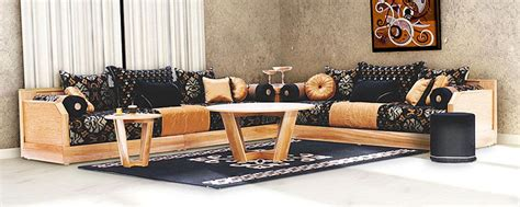 salon marocain canape moderne salon marocain moderne lille