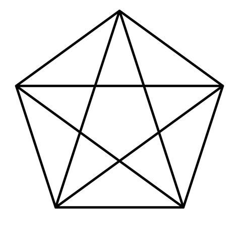 Filepentagram Pentagonsvg  Wikimedia Commons