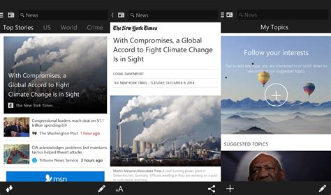 Msn News Becomes Microsoft News With The Latest Beta