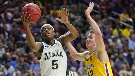 michigan state basketball pounds minnesota observations