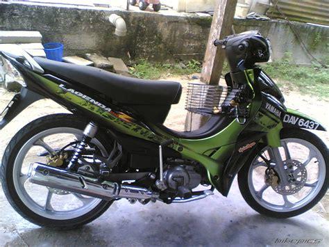 bikepics 2006 yamaha lagenda 110