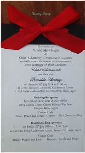 Wedding invitation cards in nigeria sunshinebizsolutionscom for Wedding invitation card samples in nigeria