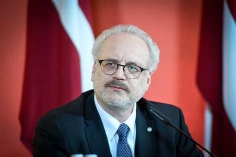Par Latvijas Valsts prezidentu ievēlēts Egils Levits