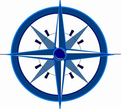 Compass Clipart Transparent Clip Vector Clker Domain
