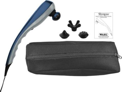 wahl canada grooming styling massagers refresh deep tissue
