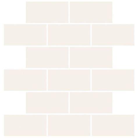 daltile rittenhouse square white 12 in x 12 in x 8 mm