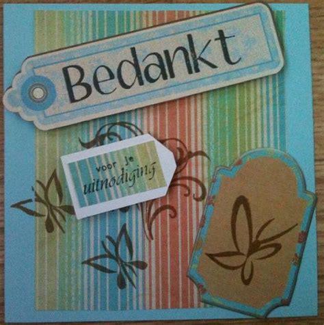 kaart bedankt voor je uitnodiging  op etsy cards