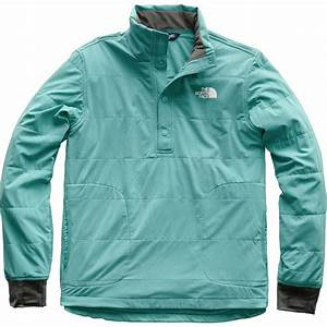 The North Face Girls Size Chart The North Face Mountain Sweatshirt 1 4 Snap Neck Jacket