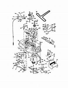 Craftsman Lt1000 Lawn Tractor Parts List