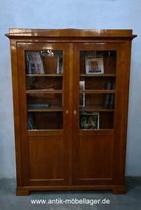 Antike Schränke Berlin : biedermeier vitrine b cherschrank bookcase 1820s antique restored cabinet biedermeier ~ Michelbontemps.com Haus und Dekorationen