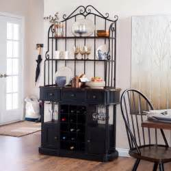 Target Floor Lamp With Shelves by Kitchen Quite Old Bakers Rack Decorating Ideas In Your