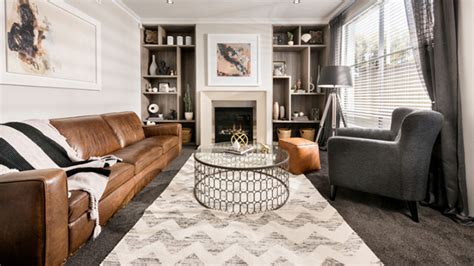 Wohnzimmer Ideen Grau Braun by 22 Gorgeous Brown And Gray Living Room Designs Home