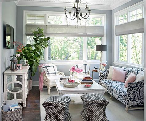 sunroom screened  covered porch decorating  design ideas