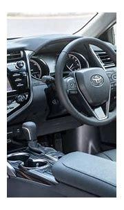 Toyota Camry Hybrid interior & comfort | DrivingElectric
