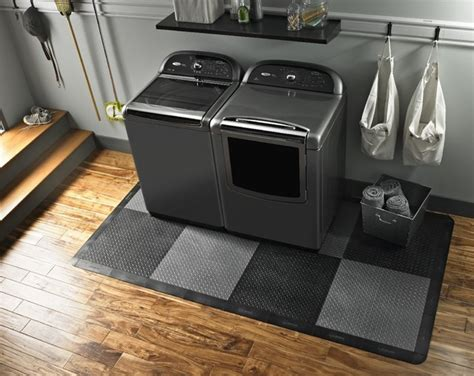 gladiator garage floor mat tile flooring traditional laundry room other by