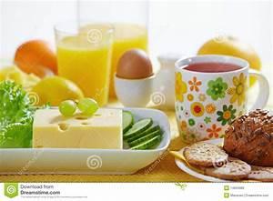 Healthy Breakfast Royalty Free Stock Image - Image: 14694986