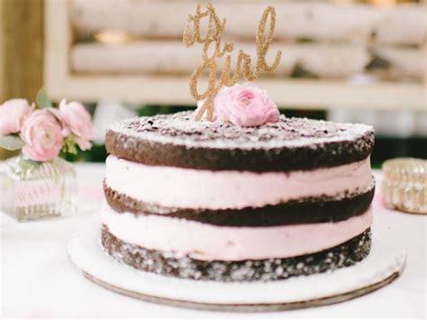 diy ideas  baby shower cakes  desserts hgtv