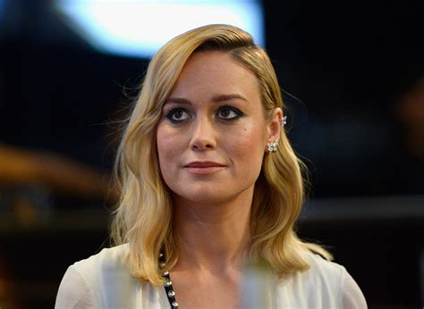 brie larson vote brie larson got stuck in a huge line to vote early so of