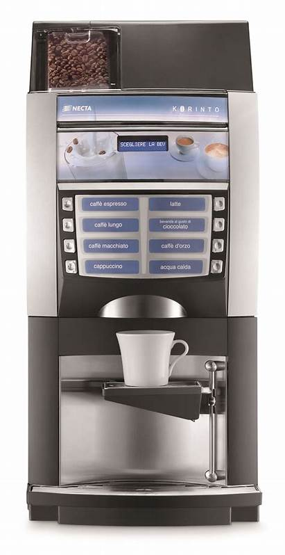 Machine Espresso Drinks Machines Coffee Vending Horeca