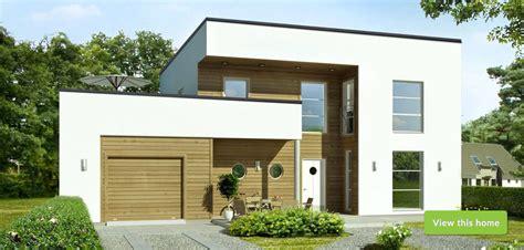 split level house designs timber framed homes self build from scandinavian homes