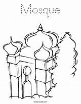 Temple Coloring Synagogue Mosque Lds Sinagoga Bountiful Sketch Template Mitzvah Bar Religiocando Kirtland Tracing Outline Twistynoodle Twisty Noodle sketch template