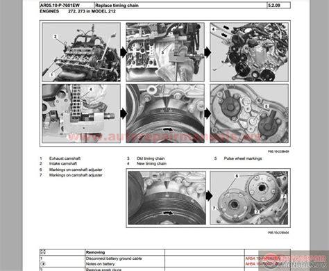 car engine repair manual 2011 mercedes benz r class on board diagnostic system daimler engine 272 273 repair manual auto repair manual forum heavy equipment forums
