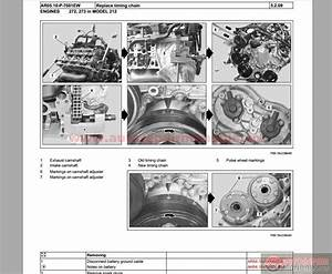 Daimler Engine 272 273 Repair Manual