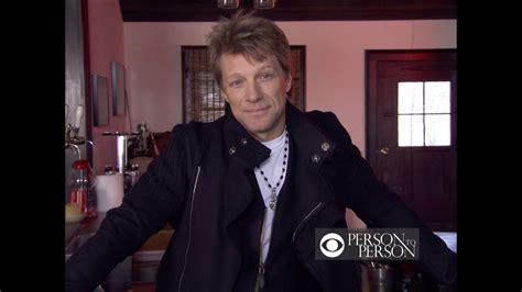 Person Bon Jovi Behind The Scenes Youtube