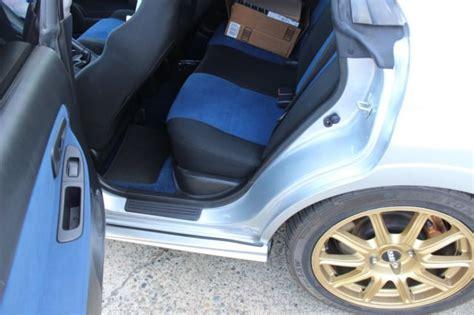 2005 Subaru Impreza Wrx Sti Silver In Excellent Condition