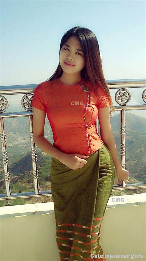 Myanmar Cute Girl I Like This Foto ျမန္မာ မိန္းကေလး လုိမ်ဳိး ၀တ္ဆင္ထားေတာ့ အရမ္းမိုက္တယ္ဗ်ာ