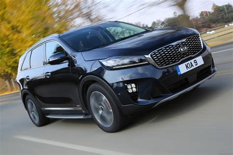 Kia Has A Revised Sorento And Its Handsome