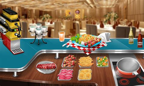 cooking stand restaurant game  android apk