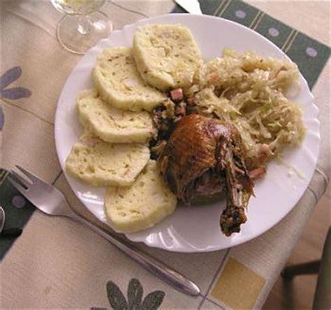 cuisine tcheque la cuisine tchèque ceská kuchyne radio prague