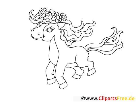 bastelvorlage pferd zum drucken ausmalen ausschneiden