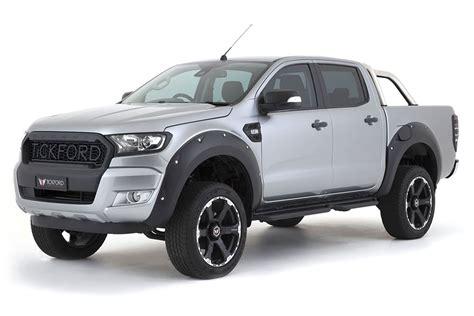 Tickford Enhanced Ford Ranger