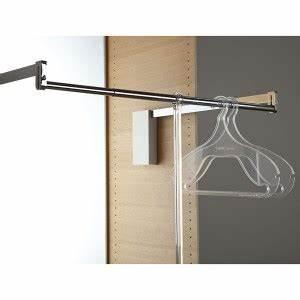 Tringle Penderie Escamotable : penderie dressing amovible et sur mesure placard ou chambre ~ Premium-room.com Idées de Décoration