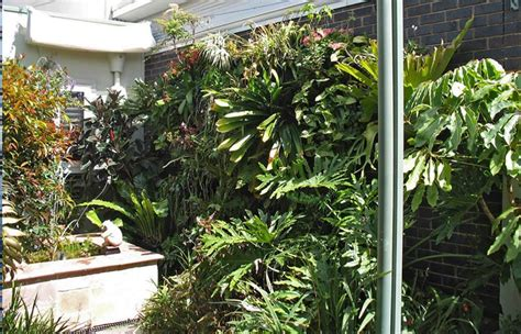 To Make A Vertical Garden Wall by Diy Archives Renew